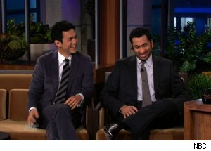 John Cho &amp; Kal Penn, 'The Tonight Show with Jay Leno'