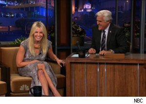 Chelsea Handler, 'The Tonight Show with Jay Leno'