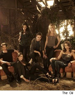 The Secret Circle cast