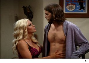 Jenny McCarthy, 'Two and a Half Men' - 'Nine Magic Fingers'