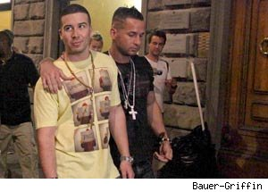 Vinny From 'Jersey Shore' Wants to Occupy Wall Street (Seriously)