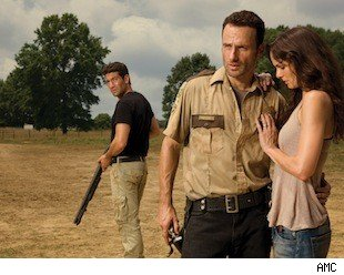 Review: 'The Walking Dead' Doesn't Break Its Stride in Season 2