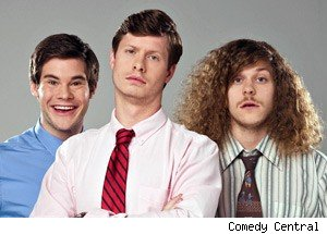 Comedy Central Renews 'Workaholics'