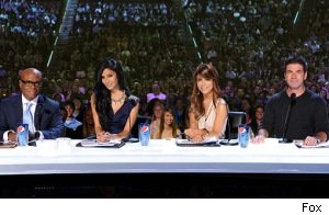 'The X Factor' judges