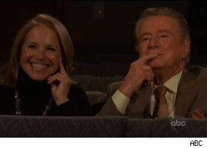 Regis Philbin &amp; Katie Couric, '20/20'