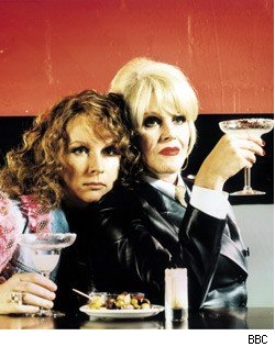 absolutely fabulous christmas special