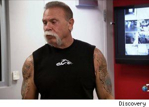 'American Chopper: Senior vs. Junior'