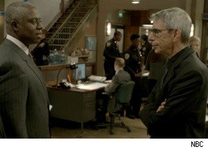 Law and Order: SVU Andre Braugher