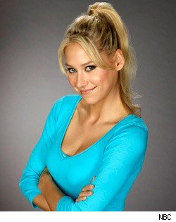 Anna Kournikova Leaving The Biggest Loser
