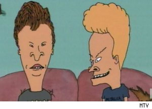 'Beavis and Butt-head'