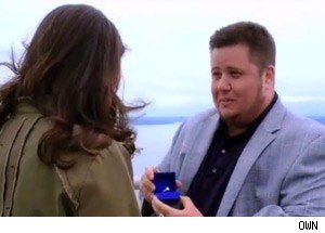 Chaz Bono Proposes 
