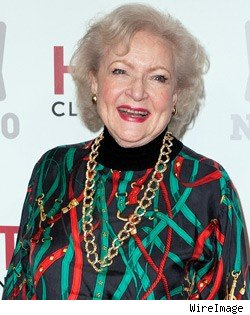 Betty White Interview