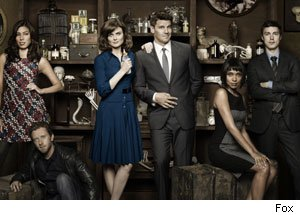 Bones cast