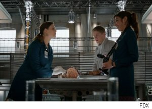 'Bones' season premiere - 'The Memories in the Shallow Grave'