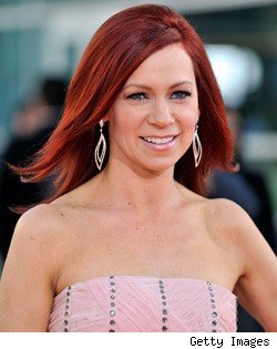 Carrie Preston Law and Order SVU Interview