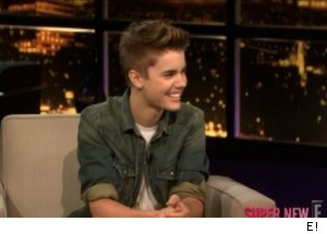 Justin Bieber, 'Chelsea Lately'