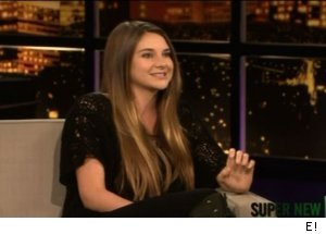 Shailene Woodley, 'Chelsea Lately'
