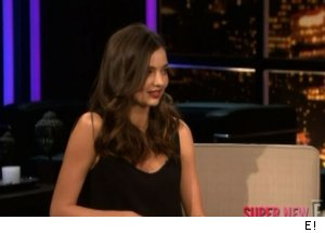 Miranda Kerr, 'Chelsea Lately'