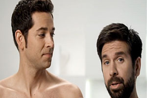 'Chuck' stars Zachary Levi &amp; Joshua Gomez