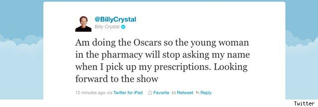 billy crystal twitter
