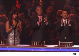 'Dancing With the Stars' Week 8 Elimination