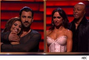 'DWTS' S13 semi-finals elimination