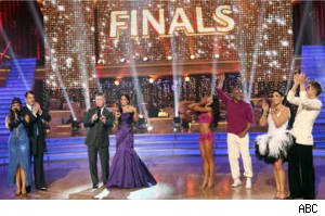 'DWTS' 13 Finale