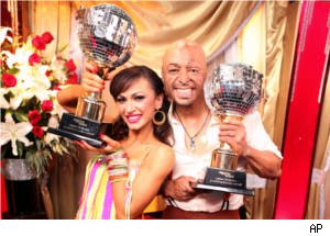 WTS' Season 13 winners, J.R. Martinez and Karina Smirnoff