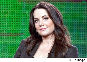 Erica Durance Wonder Woman Harry's Law