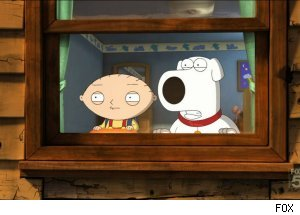 'Family Guy' - 'Back to the Pilot'