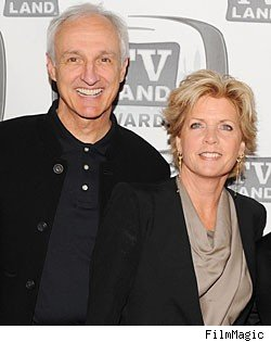 Michael Gross & Meredith Baxter
