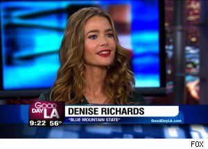 Denise Richards, 'Good Day LA'
