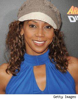 holly robinson peete the talk