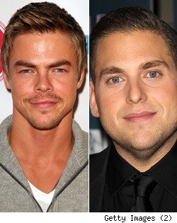 Derek Hough, Jonah Hill Live! With Kelly