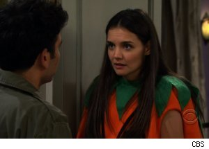 Katie Holmes, 'How I Met Your Mother' - 'The Slutty Pumpkin Returns'