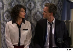'How I Met Your Mother' - 'The Rebound Girl'