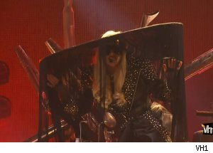 Lady Gaga, 'iHeartRadio'