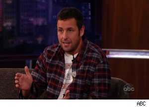 Adam Sandler, 'Jimmy Kimmel Live'