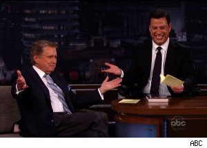 Regis Philbin, 'Jimmy Kimmel Live'