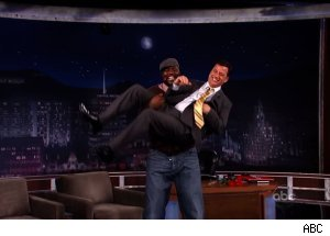 Shaquille O'Neal, 'Jimmy Kimmel Live'