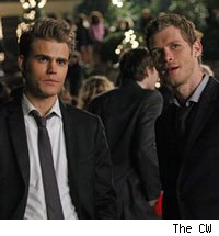 Stefan and Klaus