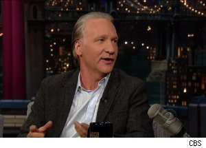Bill Maher, 'Late Show'
