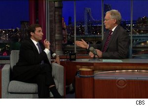 Chris 'Mad Dog' Russo, 'Late Show with David Letterman'