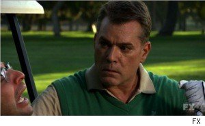 Ray Liotta, 'The League'