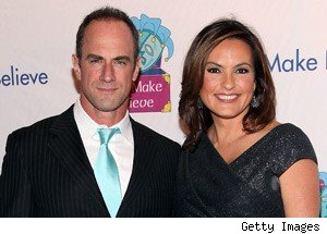 Chris Meloni, Mariska Hargitay
