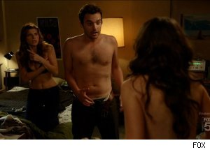 'New Girl' - 'Naked'