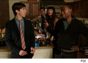 Justin Long, 'New Girl' - 'Thanksgiving'