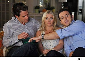 'Happy Endings' Preview: Fred Savage, a Steak Me Home Tonight Commercial More