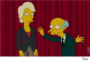 Jane Lynch, 'The Simpsons'