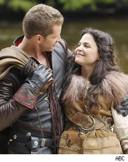Prince Charming and Snow White